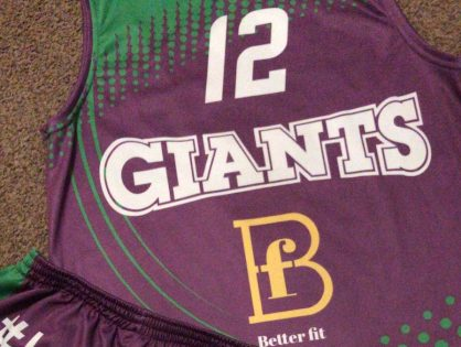 Better Fit back the Giants
